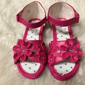 Other - Brand new little girl sandals size 2
